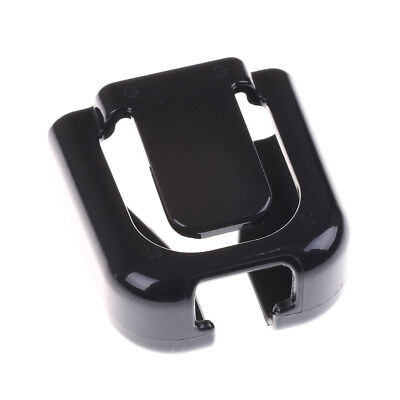 Black Plastic Universal Stethoscope Belt Clip Hip Holder Plastic Medical Carelb