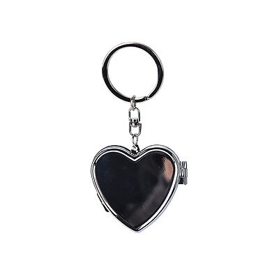 Metal Heart Travel Pill Box Medicine Container Case Storage Holder Keychain -](Metal Containers)