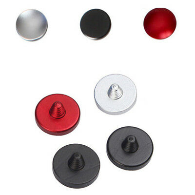 Metal Soft Shutter Release Button For Fujifilm X100 Leica M6 M7 M8 M9 RT Red TH