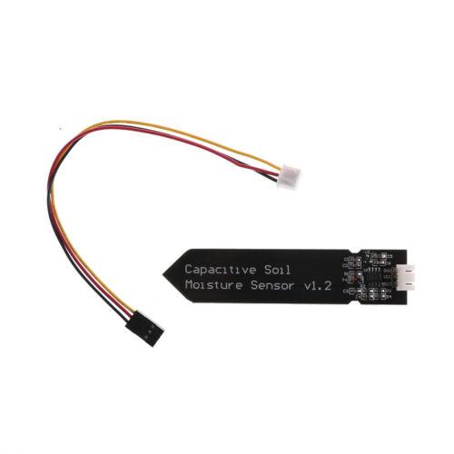 Analog Capacitive Soil Moisture Sensor V1.2 Corrosion Resistant With Wire PRH La