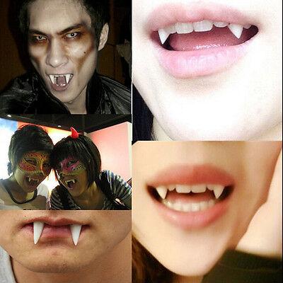 Zahnersatz Zombie Vampir Zähne Halloween Requisiten Kostüm Party - Vampir Requisiten