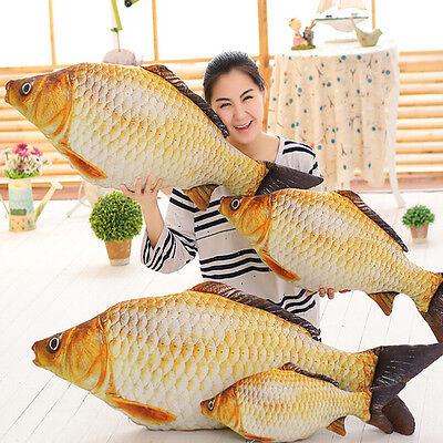 Decorative Cushion Design - Design Creative Small Fish Shape Decorative Cushion Throw Pillow With InnerXedOP