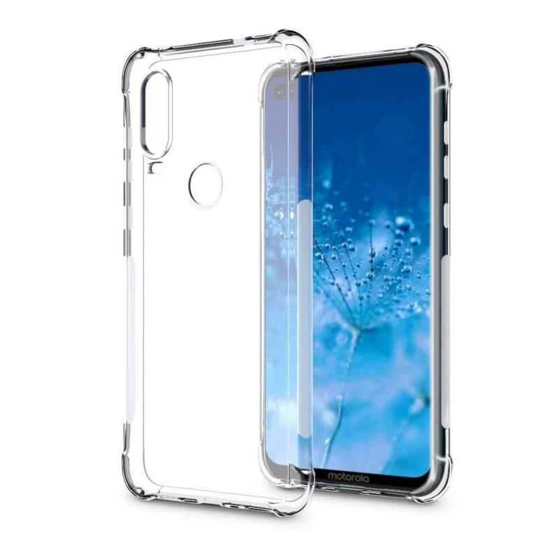 For Motorola Moto One Action Case Slim Crystal Clear Shockpr