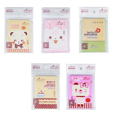Powerful Makeup Facial Oil Control  Tissue Absorbing Blotting Paper YL
