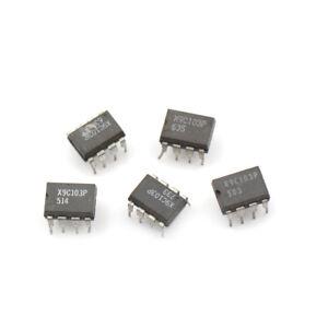 5pcs X9C103P X9C103 E2POT Nonvolatile Digital Potentiometer