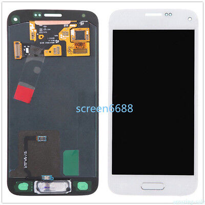 Für Samsung Galaxy S5 Mini G800F LCD Display Touchscreen Bildschirm Weiß+cable, usado comprar usado  Enviando para Brazil