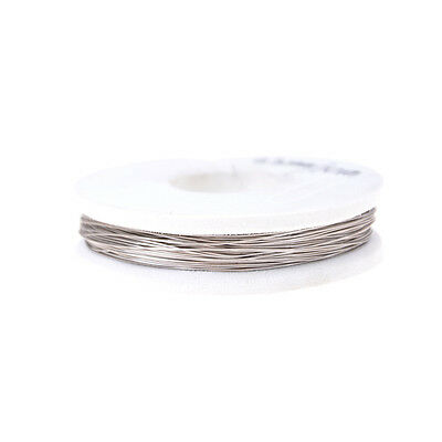 - High-quality 0.3mm Nichrome Wire 10m Length Resistance Resistor AWG Wire JKCA