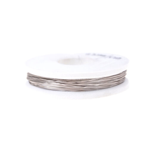 High-quality 0.3mm Nichrome Wire 10m Length Resistance Resistor AWG WireCACA
