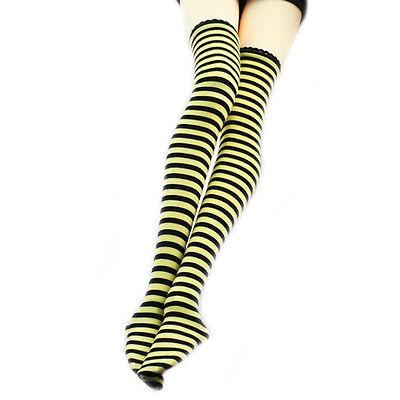 Dollmore 1//3 BJD SD tights Stockings SD Black Cotton knee socks