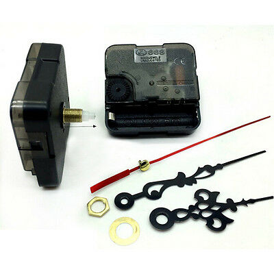 Long Hand Quartz Clock Movement Mechanism DIY Kit Battery Powered Hands Tool FJ