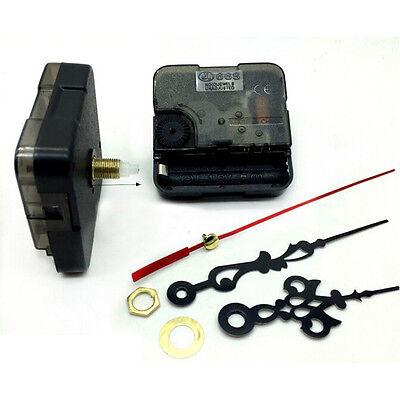 Long Hand Quartz Clock Movement Mechanism DIY Kit Battery Powered Hands Tool HV