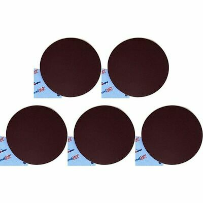 Full Circle Intl 5-pack Level 360 8-34 Round Sanding Discs 120 Grit Sd120-5