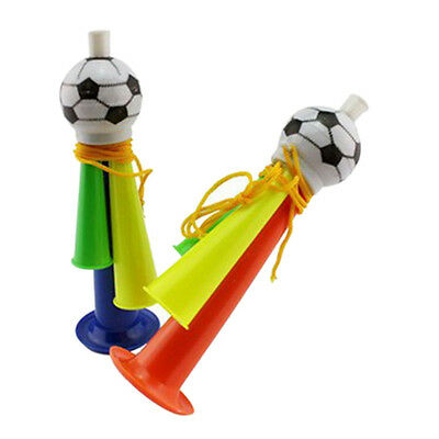 Stadium Fan Cheer Horn Bugle Vuvuzela Soccer Football Toy europe cup - Vuvuzela Horn