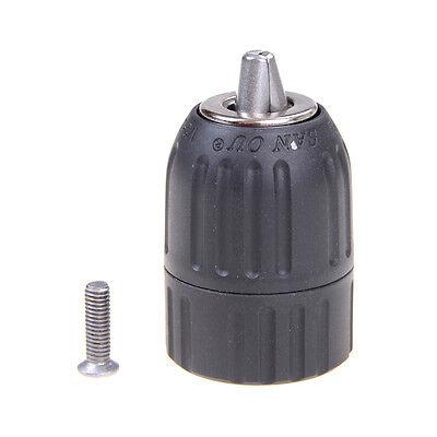 1PC 2-13mm 1/2-20UNF Keyless Drill Mount Spanner Drill Chuck Adaptor Tool PR
