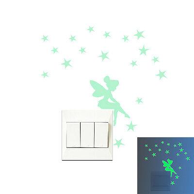 Наклейки и рисунки Fairy&Stars Luminous Switch