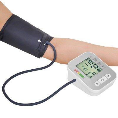Tensiómetro Medidor Monitor Digital Eléctrico de Presión Arterial Muñeca Brazo