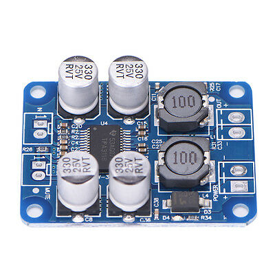 TPA3118 BTL  Mono Digital Audio Power Amplifier Board Module 1 x 60WDC 12V-24 TH