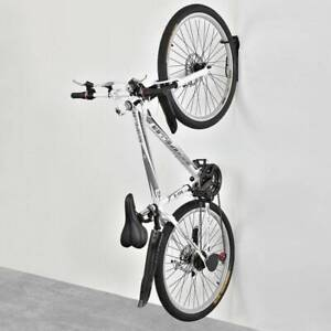 4 x Wall Racks to Store Bikes, Save Space and Protect
