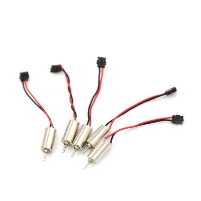 5pcs 4x8mm Dc 3.7v 66000rpm Ultrahigh High Speed Micro Mini Coreless Motor Vnca