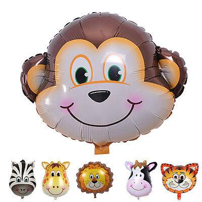 Grande taglia Palloni di testa animale Elio Foglio palloncini compleanno partito