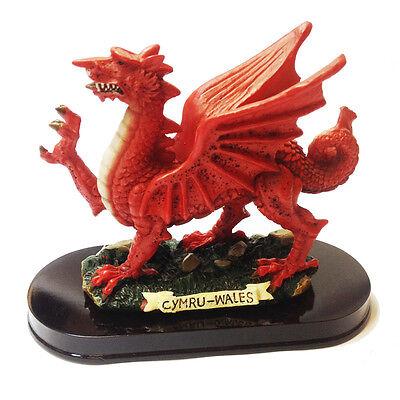 "Wales Welsh Dragon 6"" Figure Ornament [wg287]"