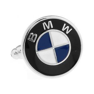 Bmw Cufflinks ... BMW Logo MEN 039 S Cuff Links Mens Wedding Party Gift Cufflinks | eBay