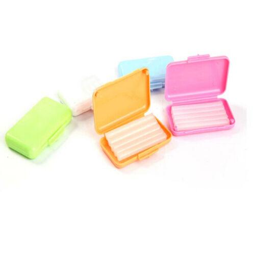 Dental Orthodontics Ortho Wax  Fruit Scent For Brace bracket gum irritation KH