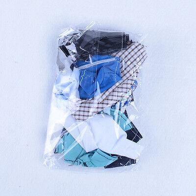 5 Sets Casual Suits Clothes Tops Pants For Barbie Boy Friend Ken Dolls BLUS