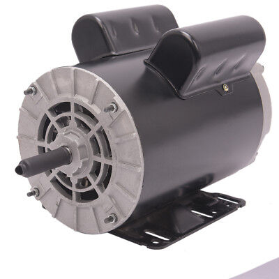 5 Hp Spl 3.5hp 3450rpm Electric Air Compressor Duty Motor 56 Frame 58 Shaft