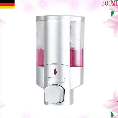 Seifenspender Duschgel, Seife, Desinfektion per Knopfdruck Wandmontage 300ML - Duschgel-spender