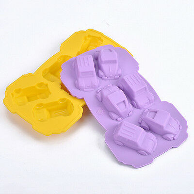 Stampo in silicone gelatina per muffin al cioccolato 3D