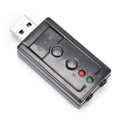 Звуковая карта Mini USB 2.0 3D