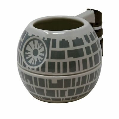 Star Wars Death Star Sculpted Coffee Mug - Boxed Gift