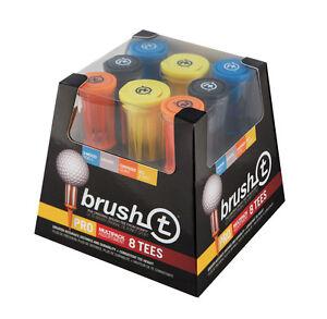 Brush-T-Golf-Tees-Gift-Box-2x-3-wood-2xdriver-2xoversize-2xXLT