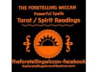 The Foretelling Wiccan