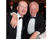 An Evening With Steve Davis and Barry Hearn