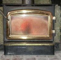 Regency fireplace insert / woodstove, delivery help