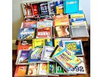 CDS JOBLOT BUNDLE LOT HOUSE/TRANCE/ELECTRO/ANTHEMS 2000s COLLECTION