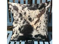 New cowhide cushion