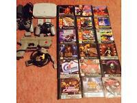 PS1 bundle, + 18 games