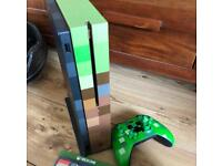 Xbox OneS Minecraft Edition 1TB