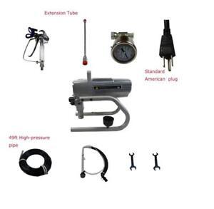 New Arrival Electrostatic Powder Coating Spray Gun Spray Machine Paint System (#item239102 )