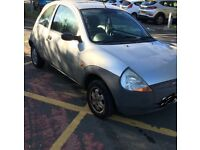 FOR SALE FORD KA 2003 - **GENUINE LOW MILEAGE 34,000** LONG MOT 11 months **£375 OVNO**