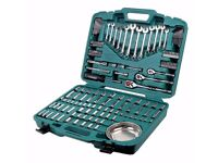 Kamasa 55702 Tool Set - Mechanics (150-Pieces)