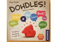 Kosmos Dohdles board game