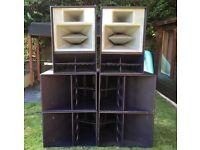 Funktion One Sound System Rental Hire - Pioneer CDJ 2000 Nexus DJM 900 Technics 1210 Hire