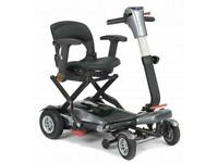 Mobility Scooter Auto Fold