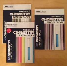 Chemistry National 5