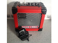 Roland Micro Cube portable guitar amplifier