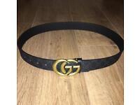 Gucci Gold GG Belt Brand New